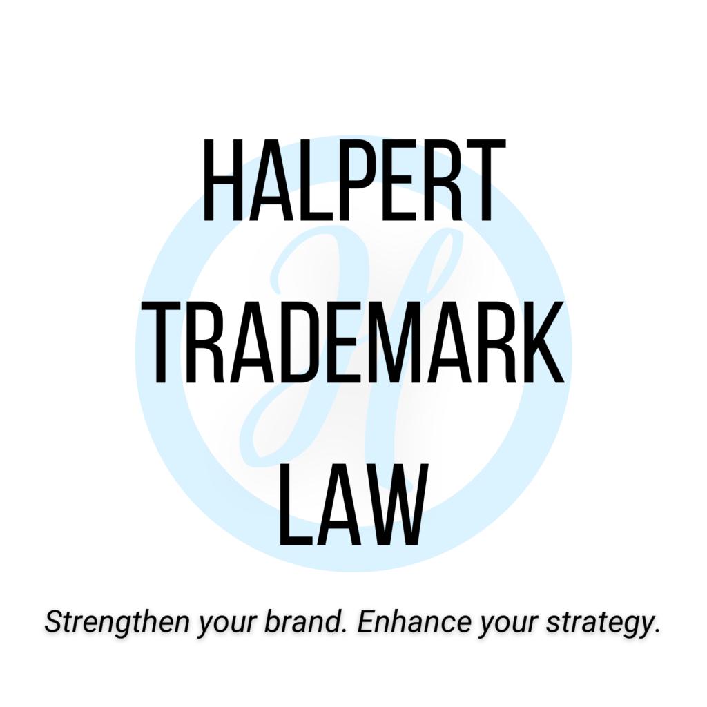 Halpert Trademark Law logo